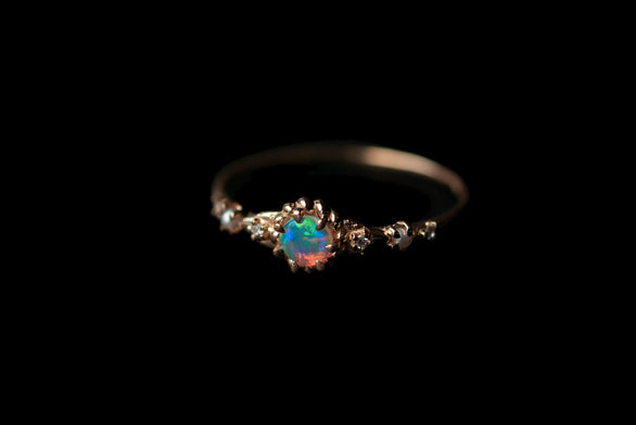 Opal Clara's Dream Ring