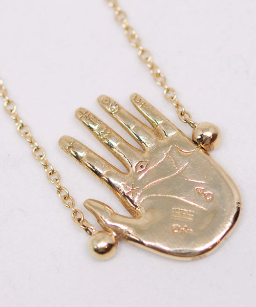 Palmistry Necklace