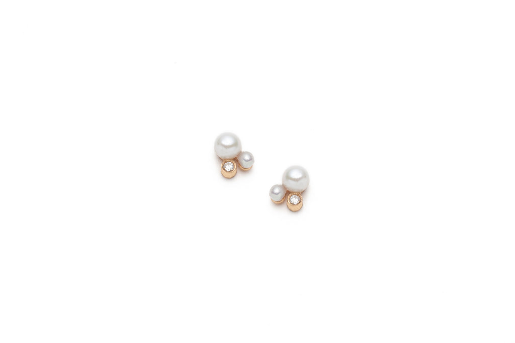 Mini Shimmer Earring