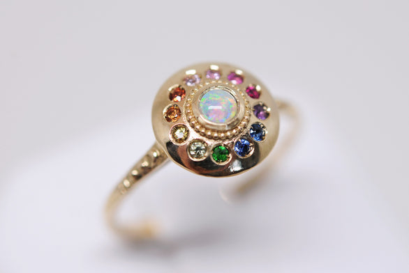Royal Dynasty Solari UFO Ring