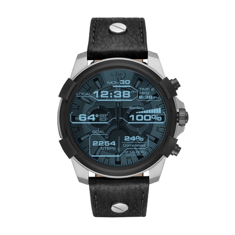 DZT2001 Diesel Smart Watch Full Guard