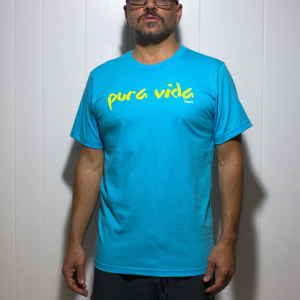 """pura vida"" organic cotton - ATLANTIC"