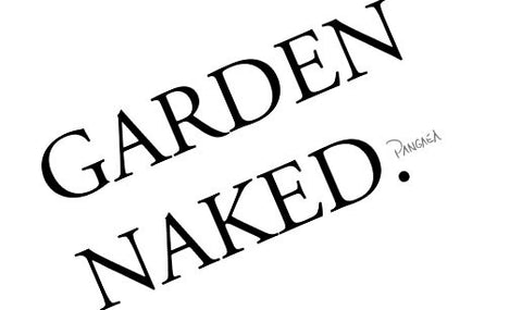 Garden Naked. - organic cotton - SALT