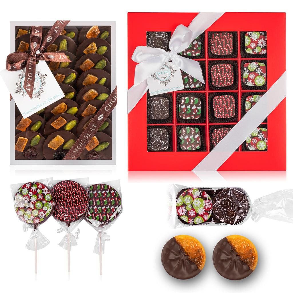 Holiday Package Gift Assortment - Vegan