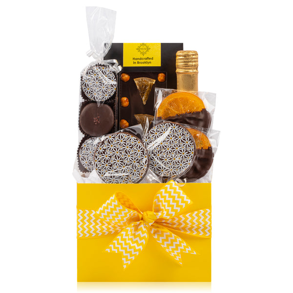 Classic Chocolate Gift Basket