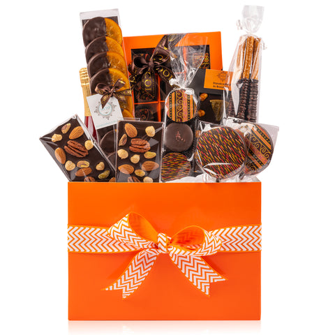 Large Chocolate Gift Basket