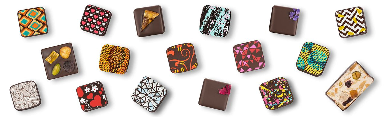 Handcrafted artisan chocolate