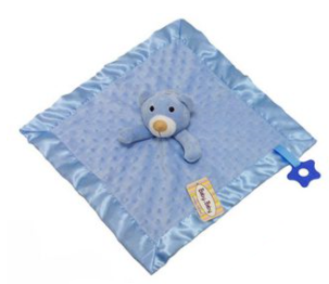 C8 Baby Comforter with teething ring €17