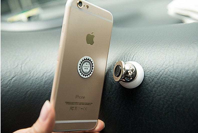 Universal Magnetic Car Holder for iPhone, Cell Phones and GPS