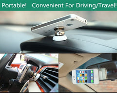FREE + Shipping Universal Magnetic Car Holder