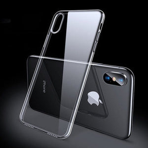Ultra Thin Slim Soft TPU Case for iPhone