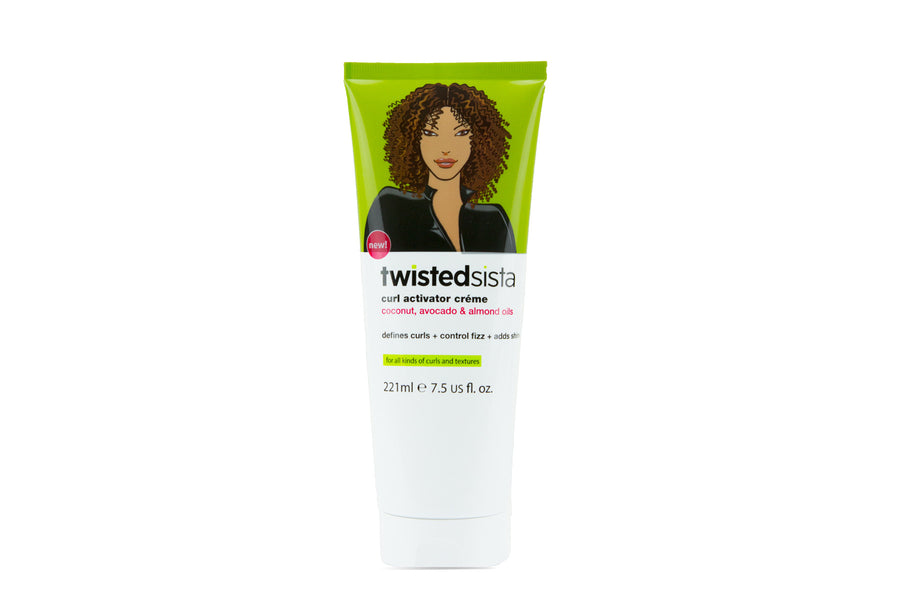 Curl Activator Creme - Twisted Sista