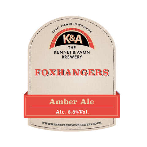 Foxhangers 3.8% - bag in box