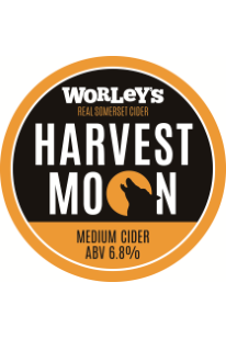 Harvest Moon 6.8% - bag in box