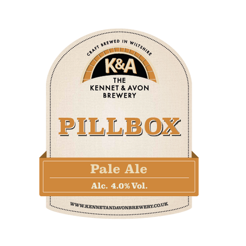 Pillbox 4.0% - 5L Mini Cask