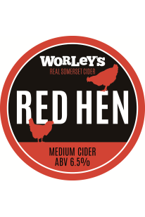 Red Hen 6.5% - bag in box