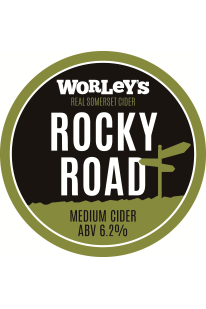 Worley's Rocky Road 6.2% - bag in box