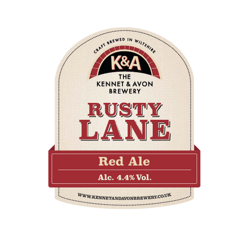 Rusty Lane 4.4% - 5L Mini cask