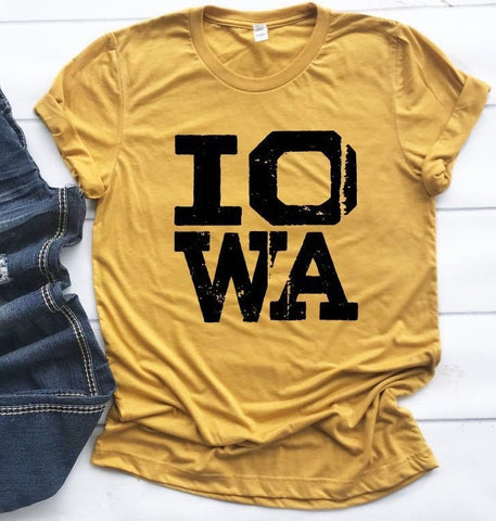 Iowa Game Day Tee