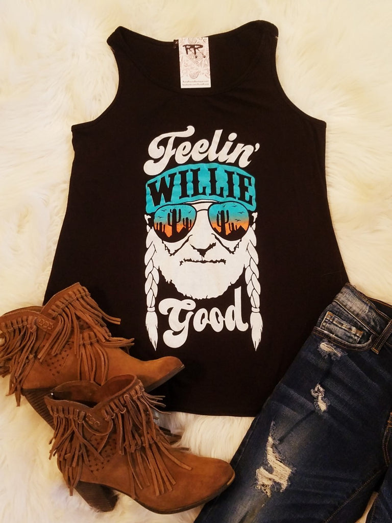 Feelin' Willie Good Tank