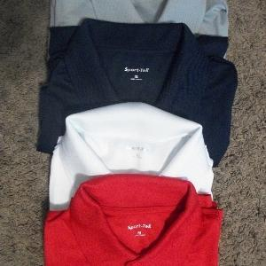 Performance Polo Mens- size xs,s,m