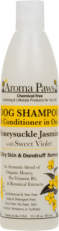 Dog Shampoo & Conditioner in One