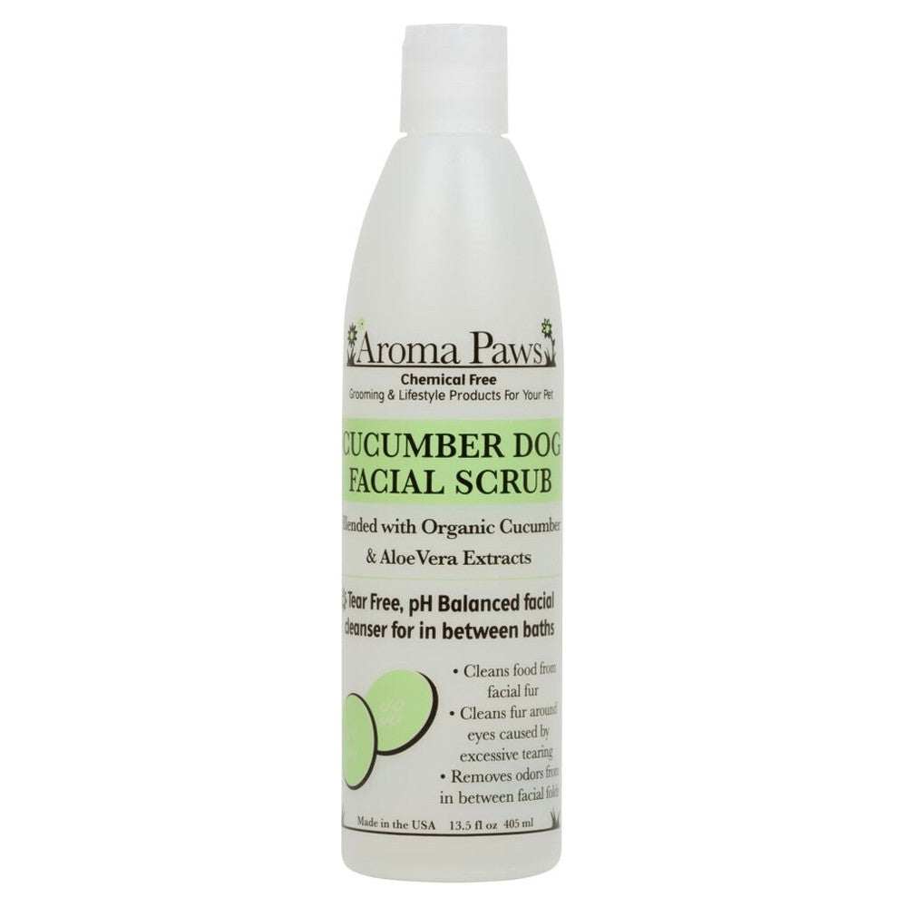 Cucumber Dog Facial Scrub