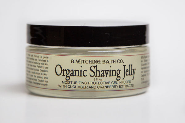 Organic Shave Jelly
