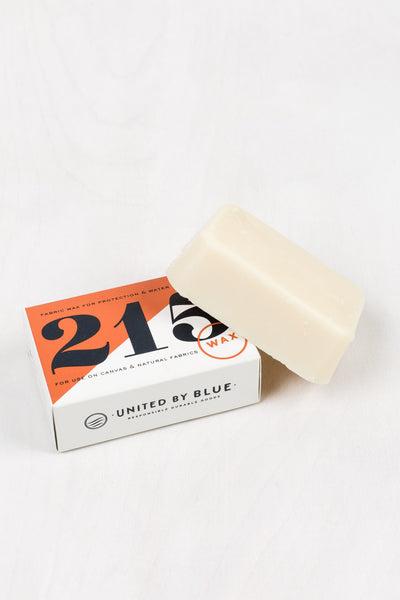 215 Fabric Wax Bar