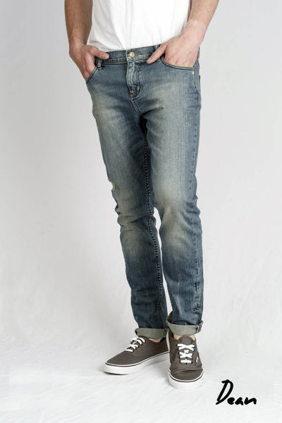 Men's Beat Denim The Dean Slim Fit Organic Jeans