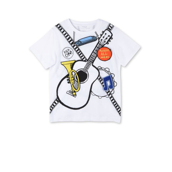 Arlo Boys Band Tee