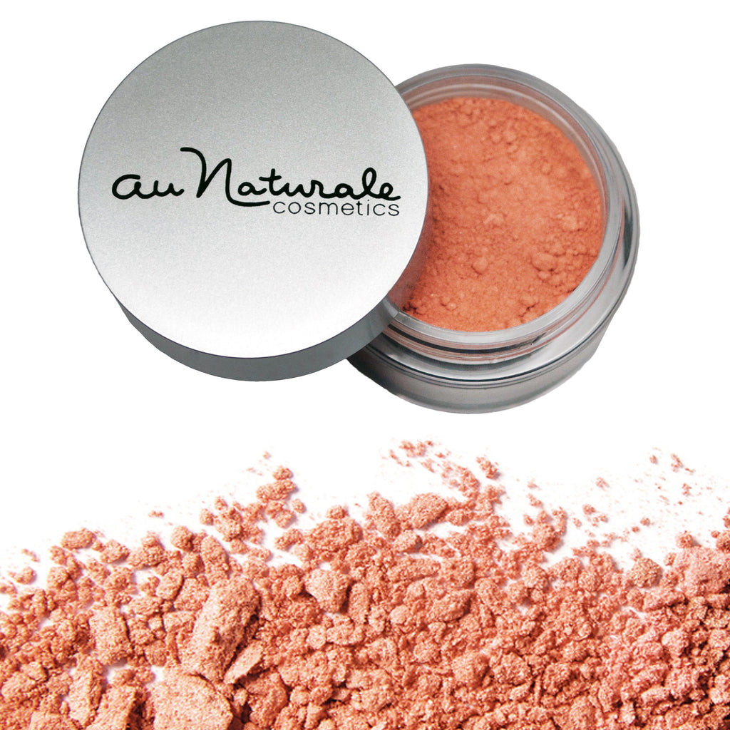 Blusher in Apricot