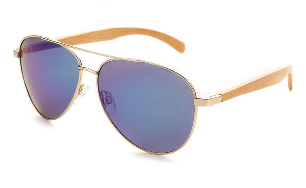 Aviator- Blue Polarized