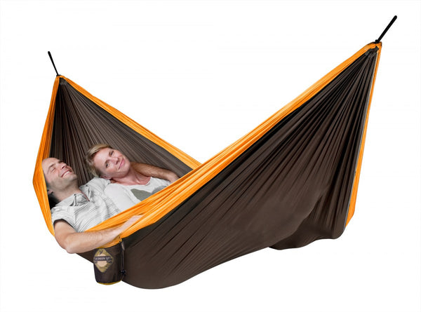 Double Travel Hammock Colibri Orange