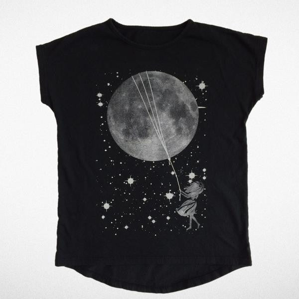 Catch the Moon Dolman Tee