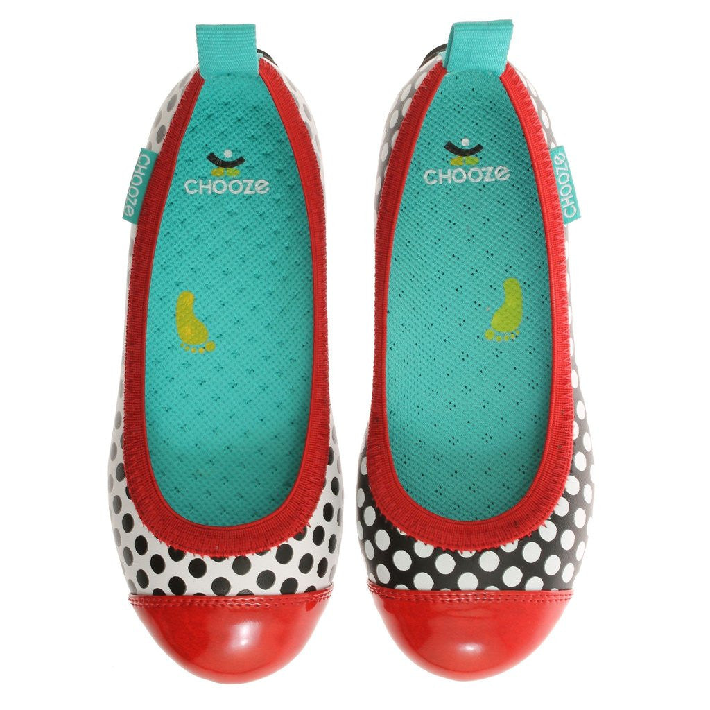 Chooze - Dream Pop Red Ballet Flat Pop Red