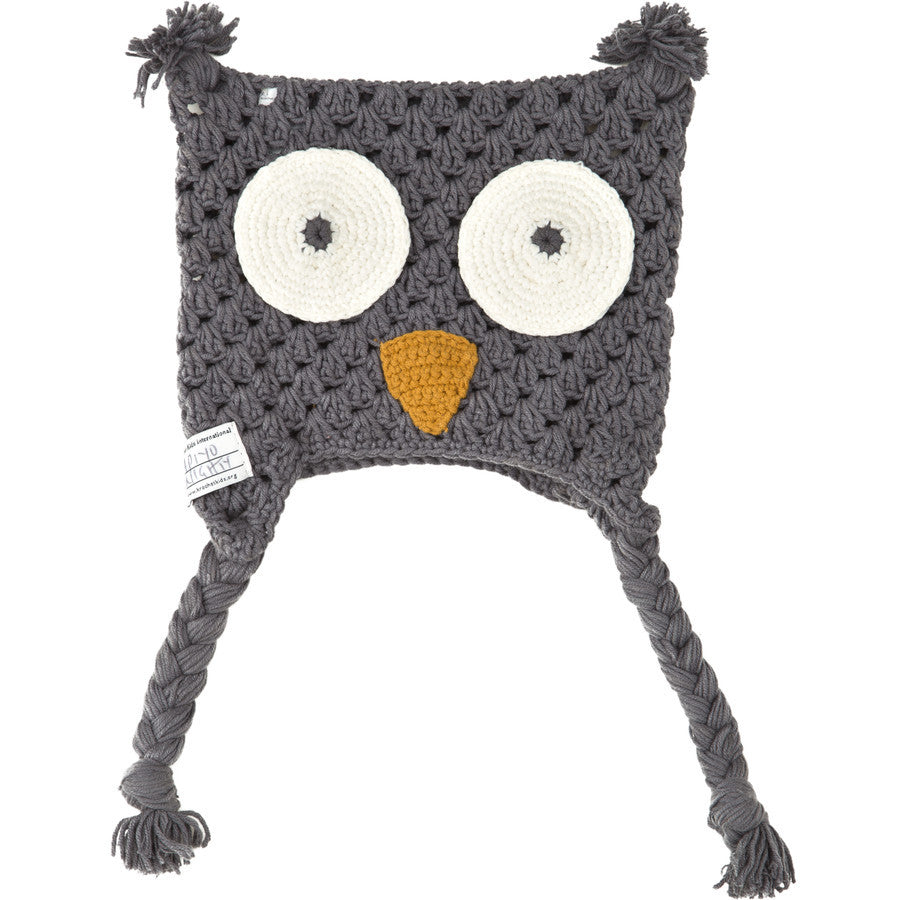 the Hoot in Grey