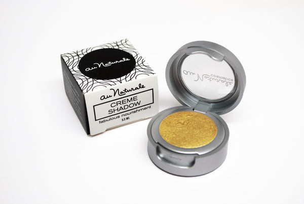 Creme Eye Shadow in Gold