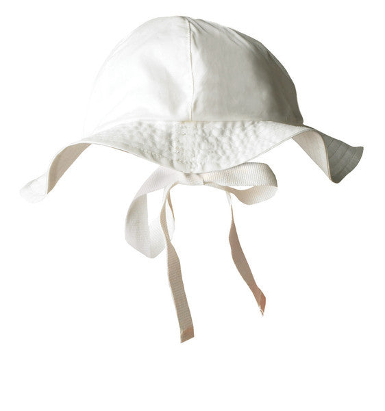 Sun Hat Off White