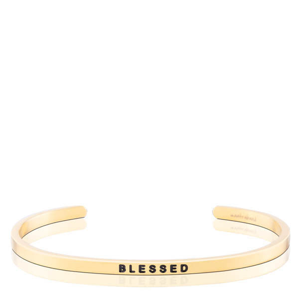 Blessed- Gold