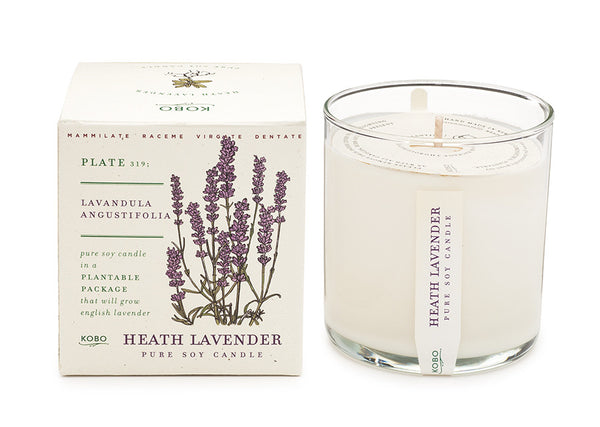 Heath Lavender Candle
