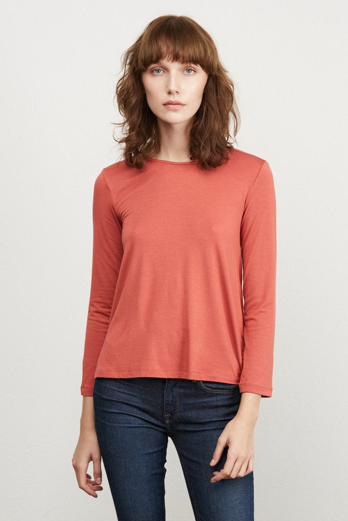 a116f45a8b6ea Amour Vert Kerra Twist Back Top – SHOP FOR MANKIND