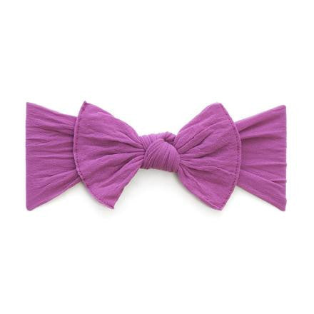 Baby Bling Bow Head Band (Multiple colors)