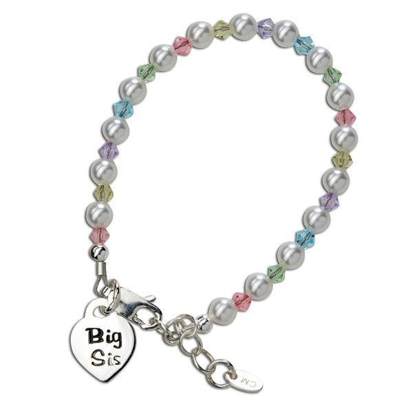 Big Sis (Multi) - Sterling Silver Bracelet