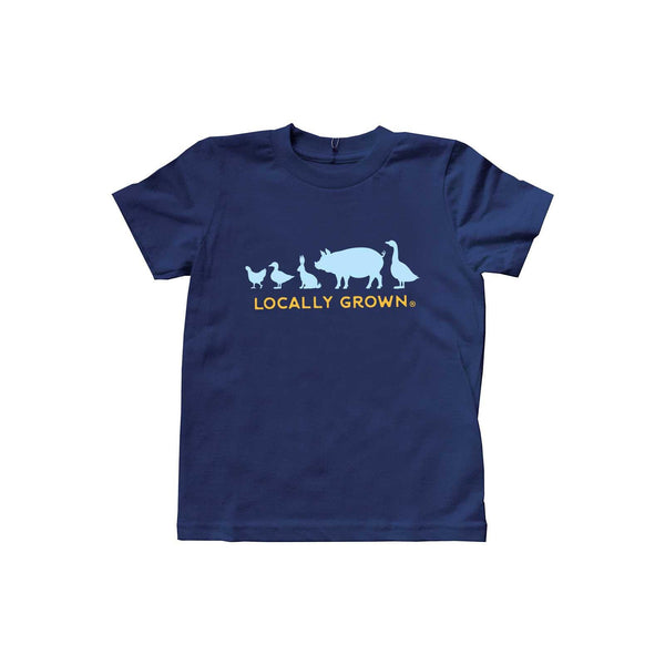Animals On the Farm Tee