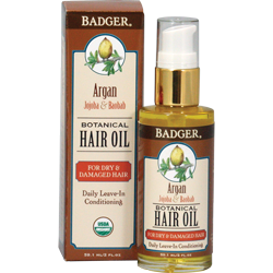 Argan Hair Oil For Dry Damaged Hair
