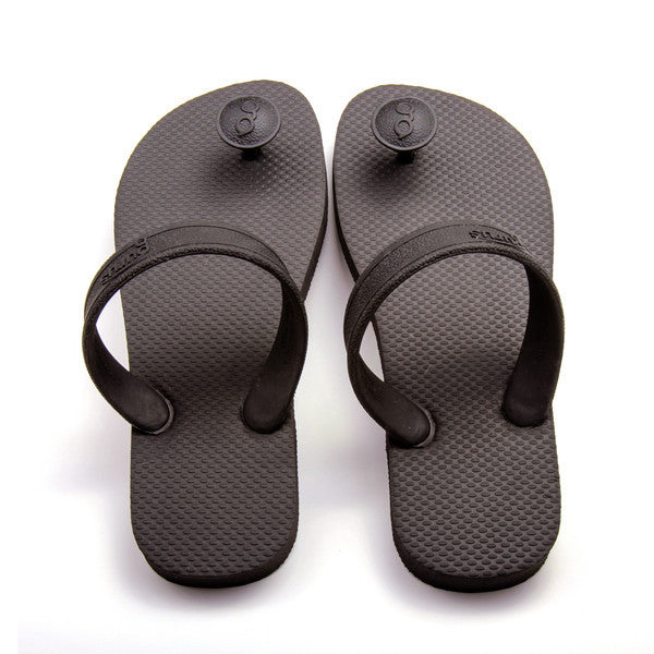 Black Little Guru Sandal