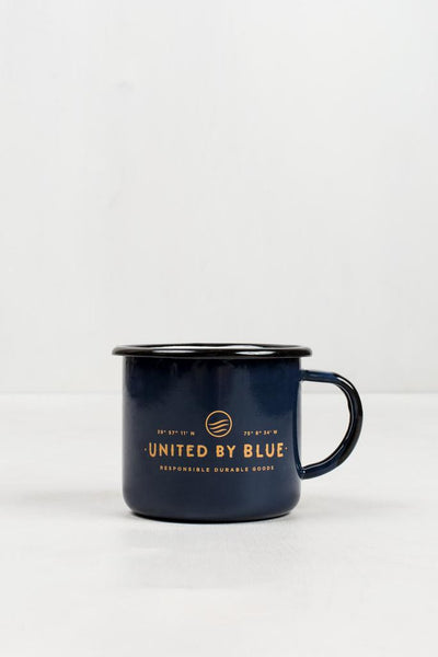 Atlantic Enamel Steel Mug