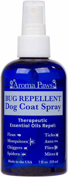 All Natural Repellent Dog Coat Spray