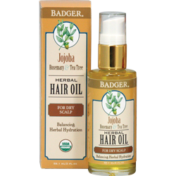 Jojoba Hair Oil for Dry Scalp